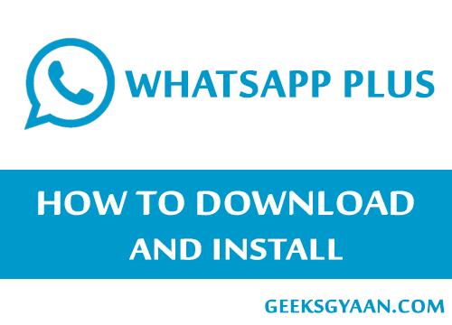 Whatsapp plus download app store