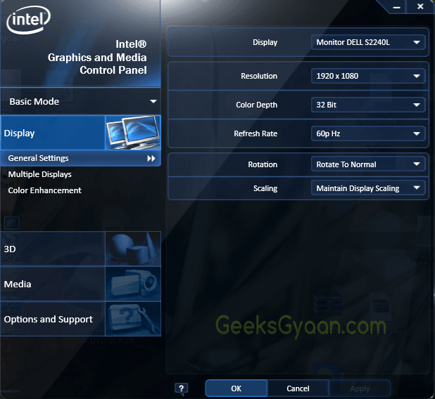 How to Increase Intel HD Graphics Dedicated Video Memory