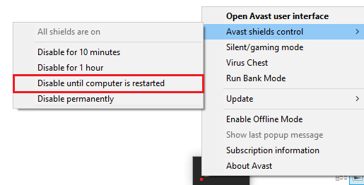 disable-antivirus