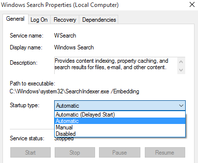 windows-search-service