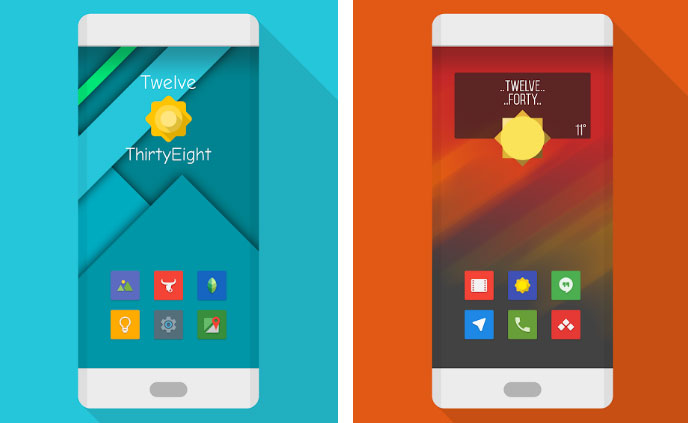20 Best Nova Launcher Themes & Icon Packs (MUST TRY 2019