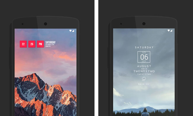 10 Best Zooper Widgets You Should Try (Minimalist) - Geeks Gyaan
