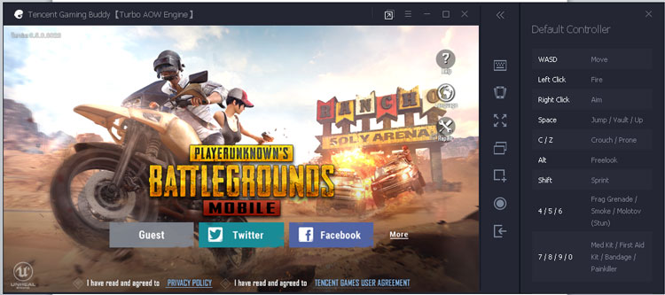 A Low Spec Version Of Pc S Pubg To Start: How To Play PUBG On PC For Free (Mobile Version)