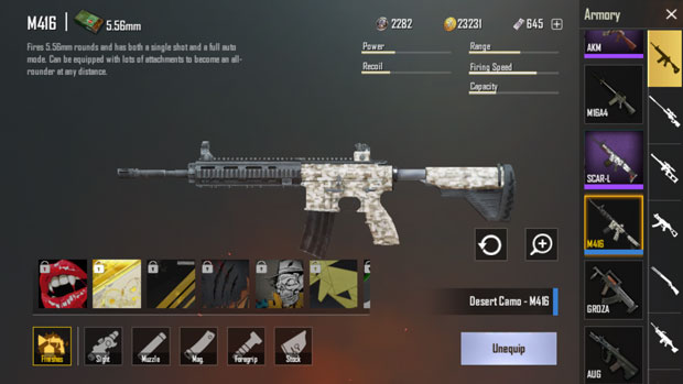 The Best Guns in PUBG Mobile Ranked (Best to Worst) - Geeks