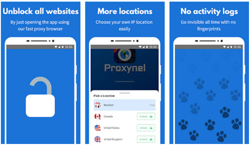 10 Best Proxy Browsers for Android/iOS (2019) - Geeks Gyaan