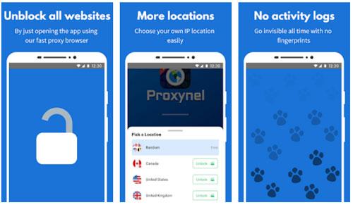 proxynel browser