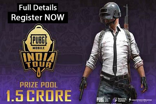 PUBG India Tournament - Everything You Should Know [Win 1 5 Crore