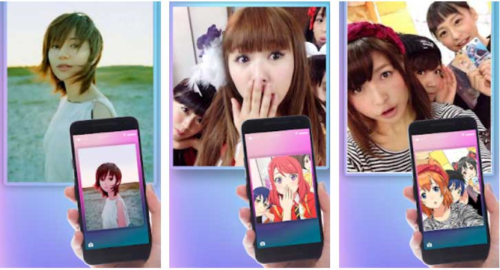 Anime-Face-Changer-app