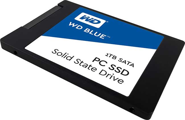 WD Solid-State-Drive