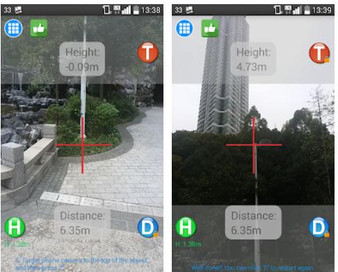 Distance-Meter