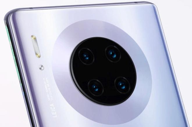 Huawei-Mate-30-Pro quad cameras