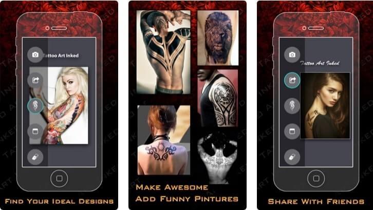 Inked Tattoo Studio