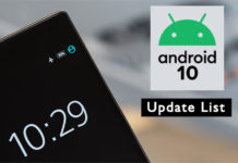 Smartphones-Getting-Android-10-Update