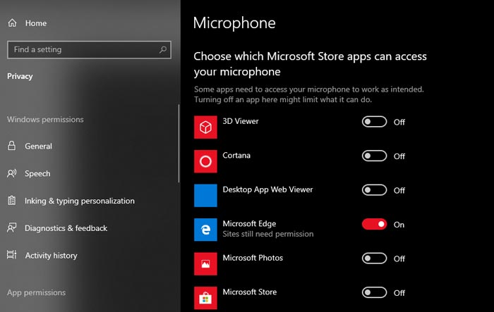 Turn-on-microphone-permission-for-apps
