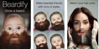 Beardify – Beard Photo Booth