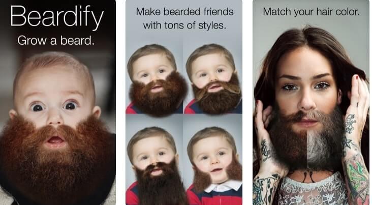 Beardify – Beard Photo Booth