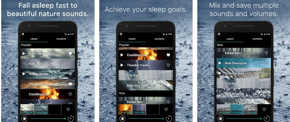white noise app for Android