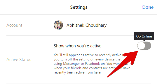 How-To-Appear-Offline-On-Facebook-Messenger