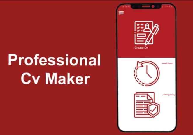 Cv Maker & Resume maker