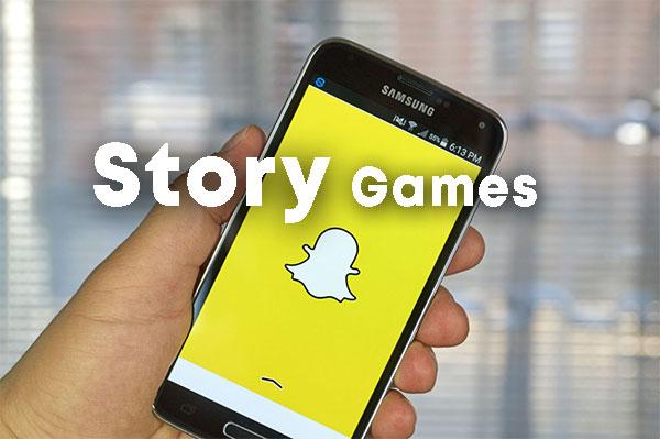 snapchat-story-games