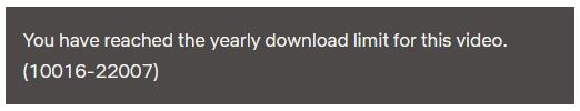 Yearly-download-limit-Netflix