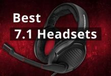 best 7.1 headsets