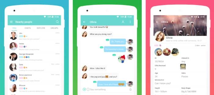 SayHi - Chatting app