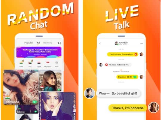 free random chatting app