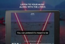 Android Music Players with Lyrics Support 6