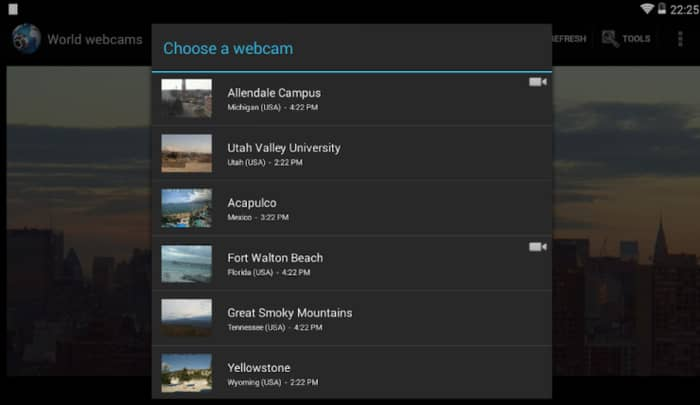 Best Apps Webcam Apps for Android 8