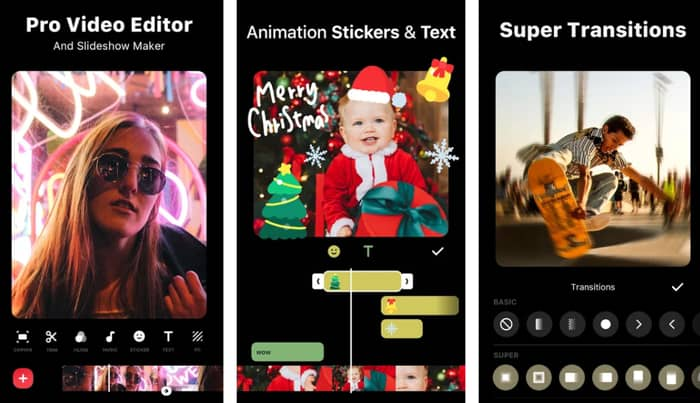 best movie making apps for iphone