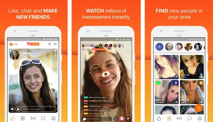 best random video chat apps for iphone
