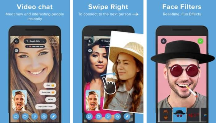 best random video chat apps 6