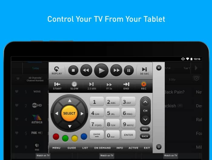 directv app for android
