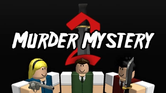 Murder mystery 2 Roblox game
