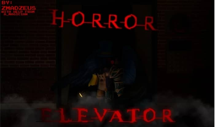the scary elevator roblox game