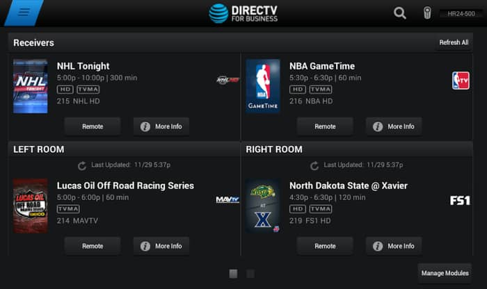 DirecTV for Business