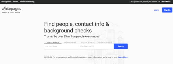 Find People, Phone Numbers, Addresses, & More