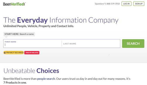 BeenVerified – Background Checks, Public Records & People Search