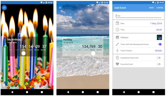 Countdown Apps For Android