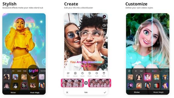 Apps Like Tiktok for Kids