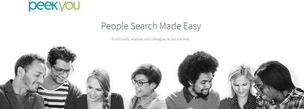 finding people search engines