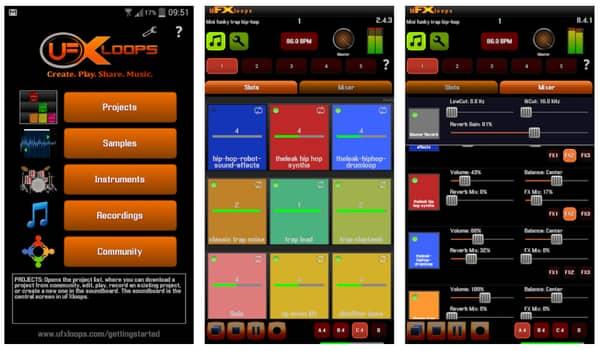 GarageBand Alternatives apps