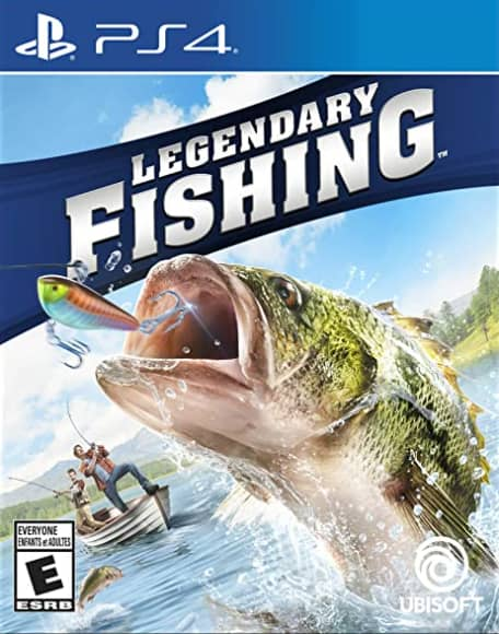 Legendary fishing - Best PS4 Hunting Games