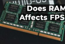 Does RAM affect the FPS in games