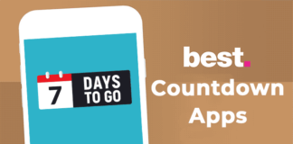 best count down apps