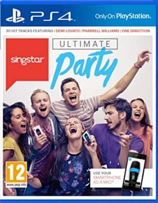 ps4 Karaoke game - SingStar Frozen