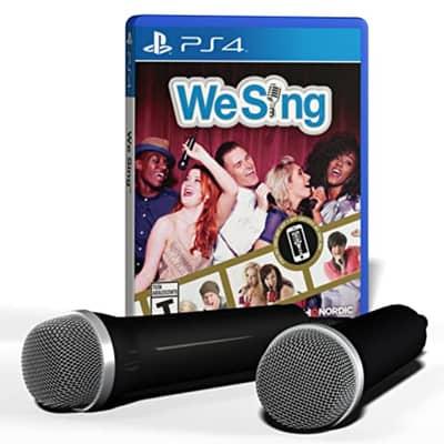 We sing 2