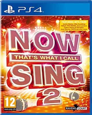 ps4 Karaoke game 4