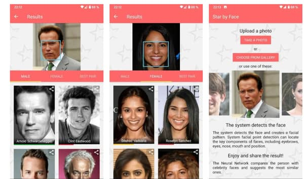 find your twin celebrity